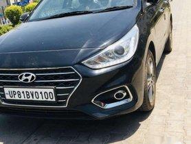 Hyundai Fluidic Verna 1.6 CRDi SX AT, 2018, Diesel for sale