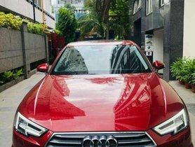 2018 Audi A4 AT for sale