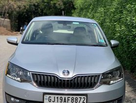 2017 Skoda Rapid AT for sale at low price
