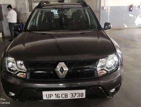 Used Renault Duster car AT at low price