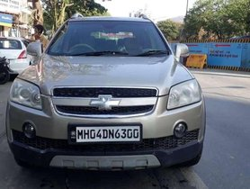 Chevrolet Captiva LT, 2008, Diesel MT for sale