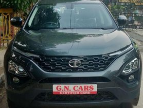 Used Tata Harrier car MT at low price