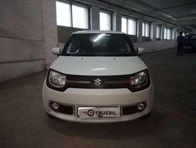 Used Maruti Suzuki Ignis car MT at low price