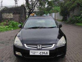 Honda Accord 3.0 V6 AT, 2006, Petrol for sale