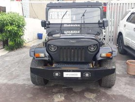 Used Mahindra Thar car MT at low price