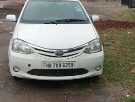 2012 Toyota Etios MT for sale