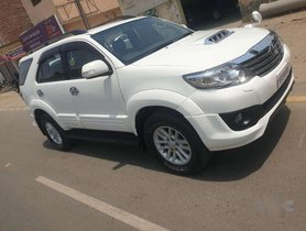 2013 Toyota Fortuner 4x4 MT for sale