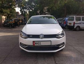 Used Volkswagen Polo car 2015 GT TSI AT for sale at low price