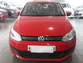 2011 Volkswagen Polo  Petrol Comfortline 1.2L MT for sale at low price