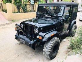 Used Mahindra Thar car MT at low price