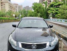 Honda Accord 2.4 Elegance MT, 2008, Petrol for sale