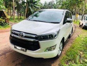 Toyota INNOVA CRYSTA 2.8 Z, 2016, Diesel AT for sale