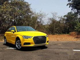 Audi A3 35 TDI Technology 2017 AT for sale