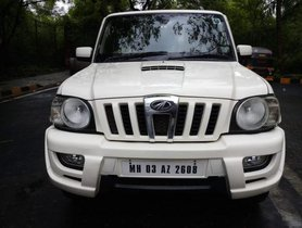 Mahindra Scorpio VLX 4WD ABS AT BSIII 2011 for sale