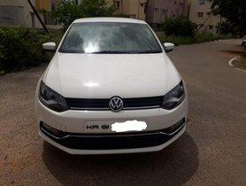 Volkswagen Polo 1.5 TDI Highline MT 2015 for sale
