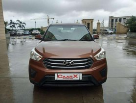 Used Hyundai Creta 2017 MT for sale