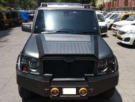 Used Mahindra Scorpio VLX car AT at low price