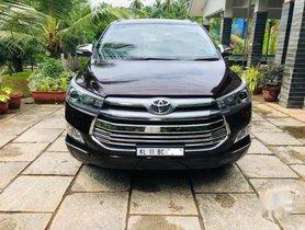 Toyota INNOVA CRYSTA 2.4 V, 2016, Diesel MT for sale