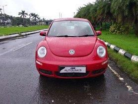 Used Volkswagen Beetle 2.0 AT car at low price