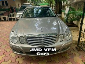 2007 Mercedes Benz E Class MT for sale