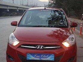 2011 Hyundai i10 Sportz 1.2 MT for sale at low price