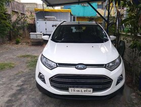 Used Ford EcoSport car at MT low price