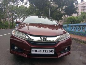 Used Honda City car 2015 AT for sale at low price