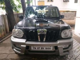 Mahindra Scorpio VLX 4WD Airbag AT BS-IV, 2013, Diesel for sale