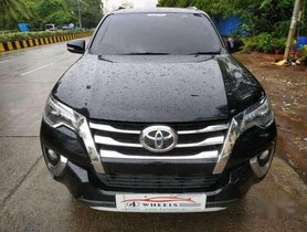 2017 Toyota Fortuner 4x4 AT for sale