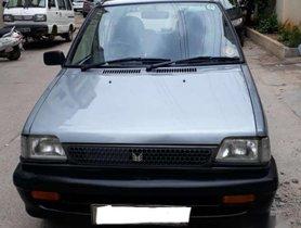 Used Maruti Suzuki 800 2003 MT for sale car at low price