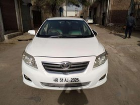Used Toyota Corolla Altis VL AT 2009 for sale