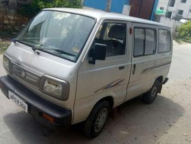 2010 Maruti Suzuki Omni MT for sale