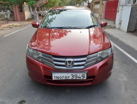 Honda City 1.5 S MT, 2010, Petrol for sale