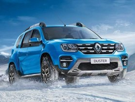 Pre-facelift Renault Duster Available With Discounts Worth Rs 1 Lakh