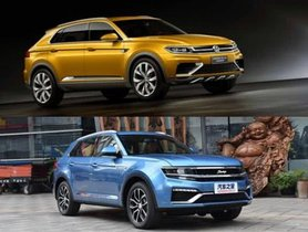 5 Blatant Copies Of International SUVs In China