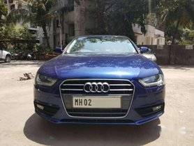 2014 Audi A4  2.0 TDI Multitronic AT  for sale