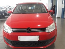 2012 Volkswagen Polo Petrol Trendline 1.2L MT for sale at low price