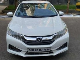 Honda City 1.5 V MT, 2014, Diesel for sale
