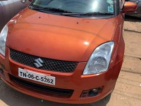 2010 Maruti Suzuki Swift ZXI MT for sale