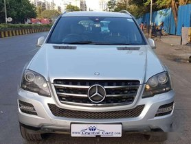 Used Mercedes Benz M Class 2010 AT for sale