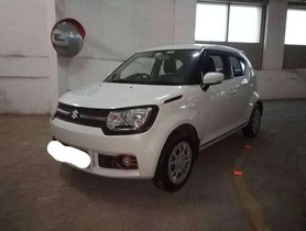Used 2018 Maruti Suzuki Ignis 1.2 Delta MT for sale