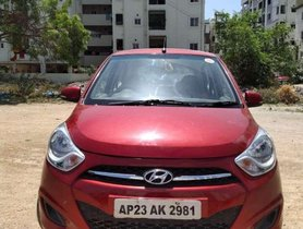 2012 Hyundai i10 Sportz 1.2 AT for sale