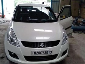 2013 Maruti Suzuki Swift VDI MT for sale