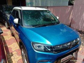 Used Maruti Suzuki Vitara Brezza ZDi 2016 MT for sale
