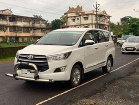 Used Toyota Innova Crysta AT for sale