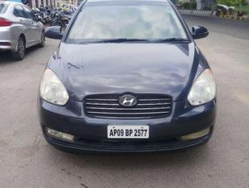Used 2008 Hyundai Verna CRDi SX MT for sale