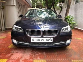 2012 BMW 5 Series 520d M Sportz AT for sale