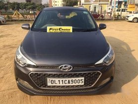 Used Hyundai i20 car 2017 MT for sale at low price