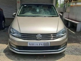 2016 Volkswagen Vento MT for sale at low price