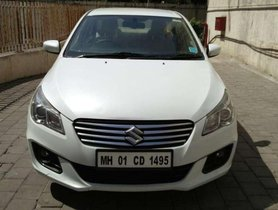 Used Maruti Suzuki Ciaz ZDI BS IV, 2015, Diesel MT for sale
